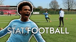 The FASTEST Player In The Premier League Is... | Ultimate Pace Test! | Stat Football ⚽