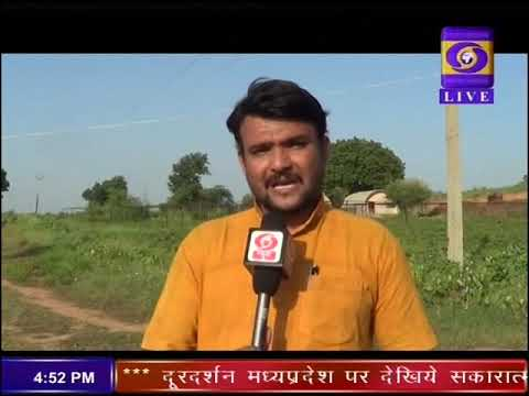 Ground Report Madhya Pradesh: Soil Health Card Scheme Chhatarpur