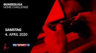 LIVE  🔴 Der 2. Spieltag der Bundesliga Home Challenge auf Sky Sport