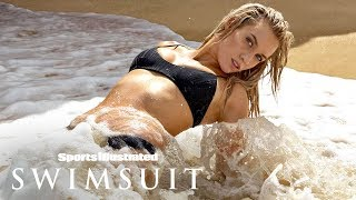 Golf's Paige Spiranac Takes It Off, Makes A Splash In Aruba | Outtakes | Sports Illustrated Swimsuit