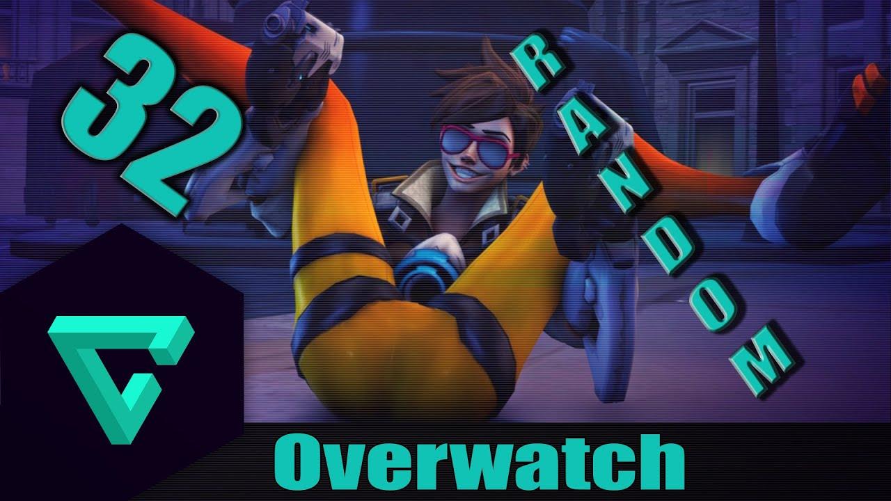 Overwatch Random Montage II 32 - YouTube