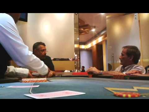 Poker à Cartagena Colombia - Casino Masters