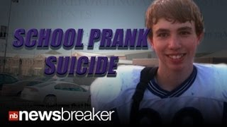 15 Year Old Hangs Himself After Facing Expulsion and Sex Offender Charges For Streaking Prank
