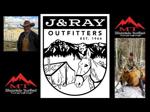 2018 Elk Hunt - Part One - J & Ray Outfitters