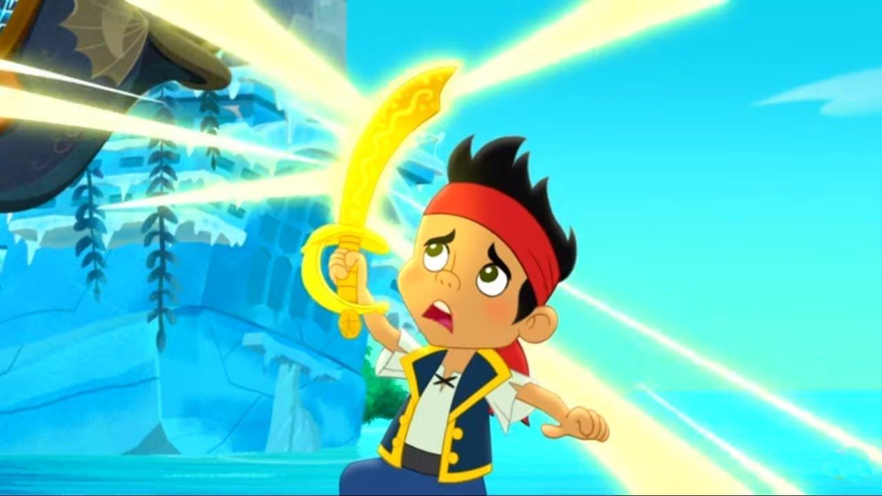 Джейк и Пираты - Сражение за море (ТВ версия) | Мультфильм Disney