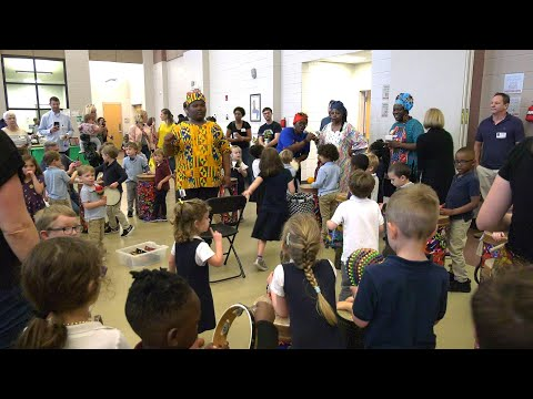 Gullah Day at James Simons Montessori