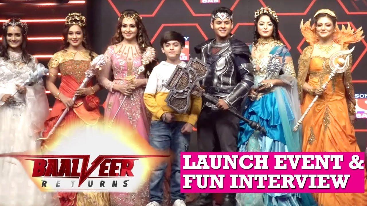 Download Baalveer Returns SAB TV: Interview With Dev Joshi, Vansh, Anuradha, Bhaweeka Among Starcast