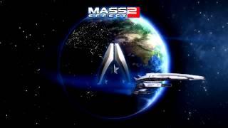 Mass Effect 2 Сериал музыка из сцены запуска Нормандии