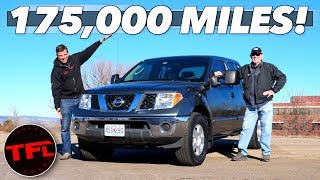 Here's Why I Prefer The Old Nissan Frontier Over the New One — Dude, I Love My Ride!