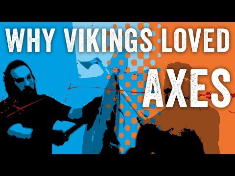Viking Axe & Shield Combat
