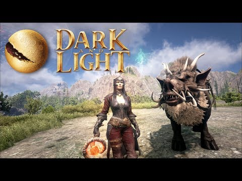 Dark and Light - MAGIC and MONSTERS - Episode 1 - Let's Play Dark and Light Gameplay