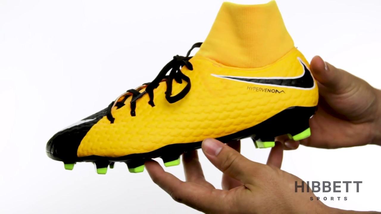 the best attitude f2b96 2e96e Mens Nike Hypervenom Phelon III Soccer Cleat