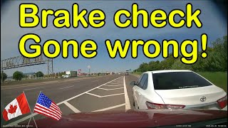 BEST OF OCTOBER | Road Rage, Crashes, Bad Drivers, Brake Check Gone Wrong, Instant Karma USA Canada