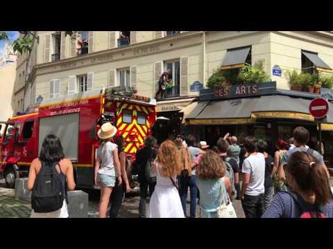 Cat rescue Paris