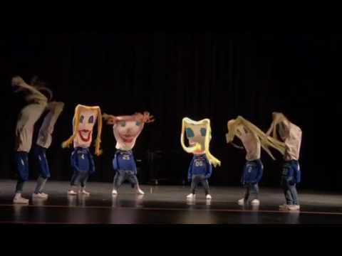 7th grade talent show - Krum Middle School