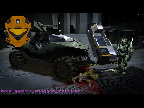 Mangling Halo: Combat Evolved With Console Commands