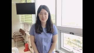 서진여고 간호과 졸업생  서진여고 홍보영상