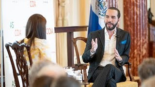 #2019WCA: an Interview with El Salvador's Nayib Bukele