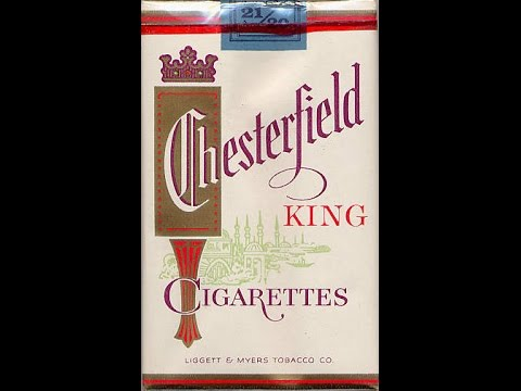 Chesterfield Unfiltered Cigarette Review - USA