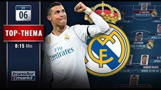 Kader-Check: So könnte Real ohne Ronaldo spielen | TRANSFERMARKT