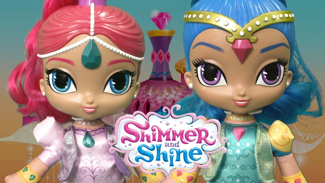 Shimmer and Shine Talk and Sing Shine *BRAND NEW*