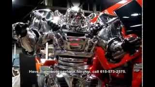 Old KING ROBOTA videos. SEE THE NEW VIDEO HERE. https://youtu.be/DJMKSun6orQ thumbnail