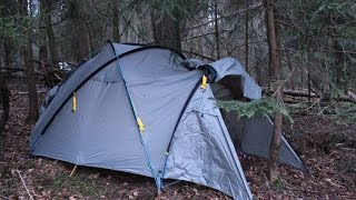 This time I went on an overnight stay in the woods with a friend wh...