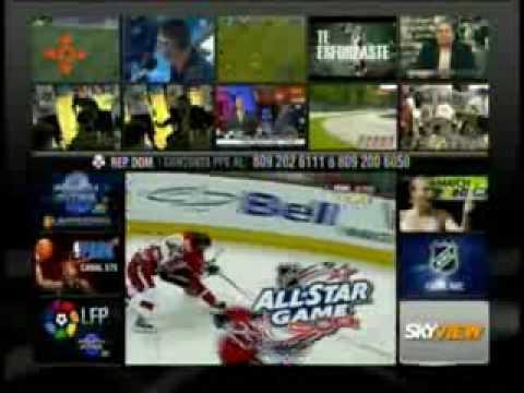 Presentacion Sky Television - La Mejor Programacion en Television Digital ya en Guatemala
