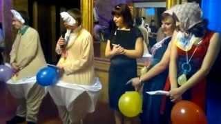 Поздравление детского сада на свадьбе