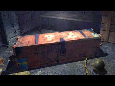 BOX ROULETTE CHALLENGE - Nacht Der Untoten