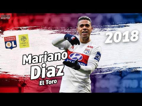 MARIANO DÍAZ | 2018 | EL TORO | Olympique Lyonnais | HD