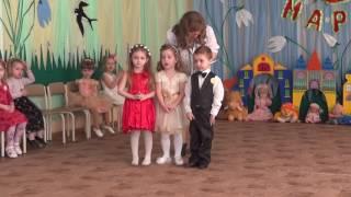 Детские стихи поздравление бабушки с 8 марта утреник в детском саду