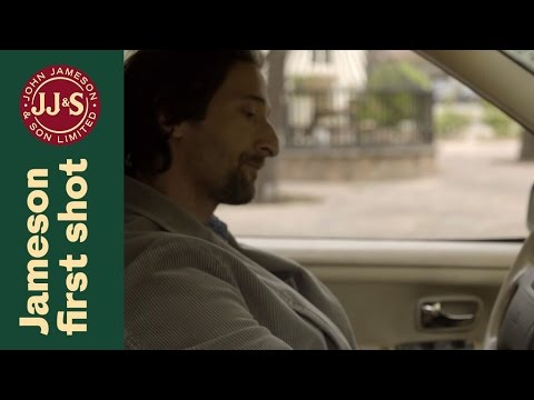 Adrien Brody in 'The Library Book' | Jameson First Shot 2015