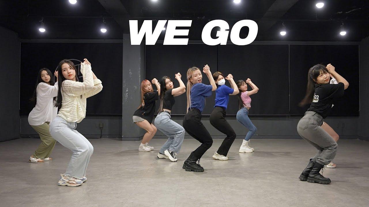 프로미스나인 fromis_9 - WE GO | 커버댄스 Dance Cover | 거울모드 Mirror mode | 연습실 Practice ver.
