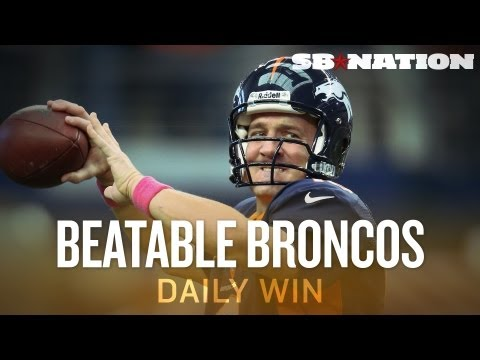 How to Beat the Broncos - The Daily Win