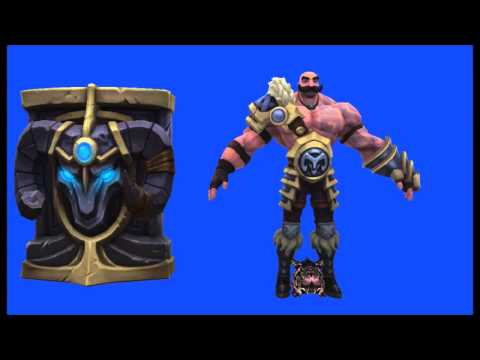 [PBE - 04/22/2014] Braum - VO and Sounds (Including Many Special Interactions)