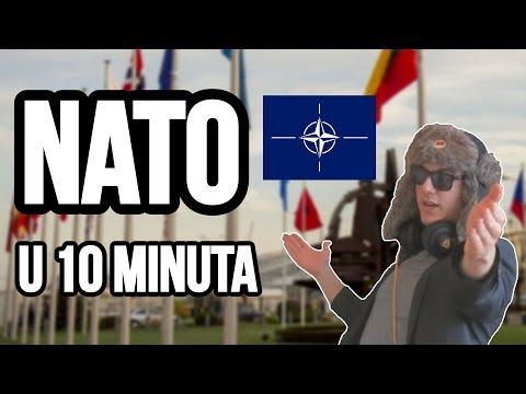 NATO - SVE STO NISTE ZNALI O NATO-u