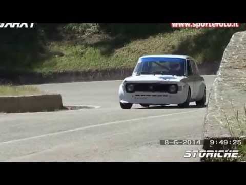 Franco Incutto - 8^ Cellara-Colle D'Ascione - Fiat 128 Rally
