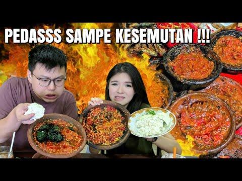 NASI LAUK SAMBAL TERPEDAS !! PEDASNYA BIKIN LIDAH TERBAKAR !! | Kuliner Surabaya Part 1