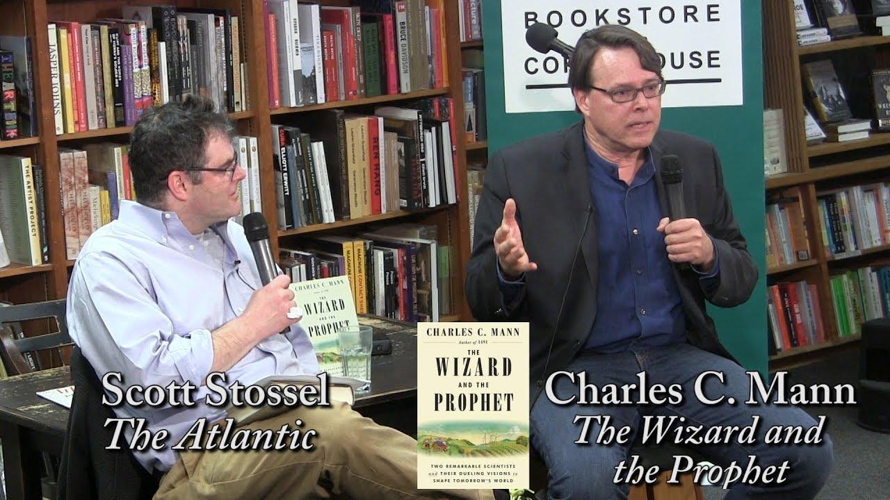 charles c mann books