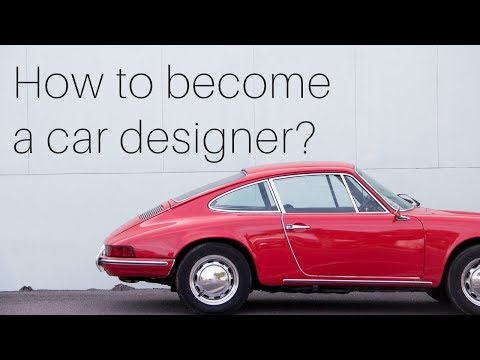 How to become a car/automotive designer - WHY ITS NOT EASY