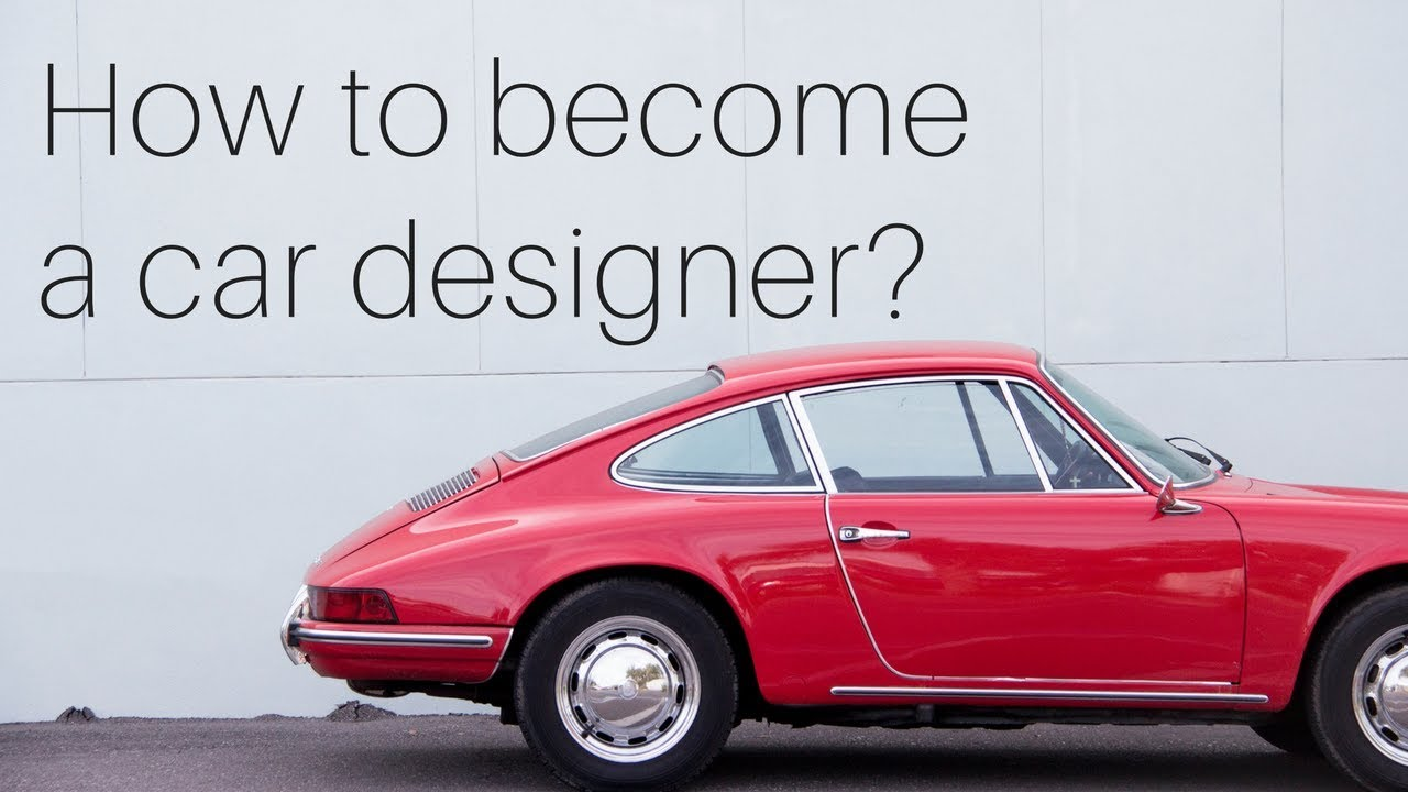 Becoming A Sports Car/automotive Designer