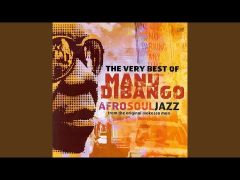 Afro Soul Jazz from the Original Makossa Man
