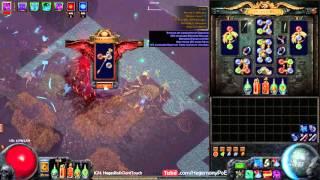Path of Exile 2.0: Hegemony's Darkshrine Ball Lightning Witch! Day 5