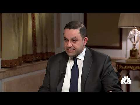 Full Interview: Jordanian Finance Minister Mohamad al-Ississ | CNBC International