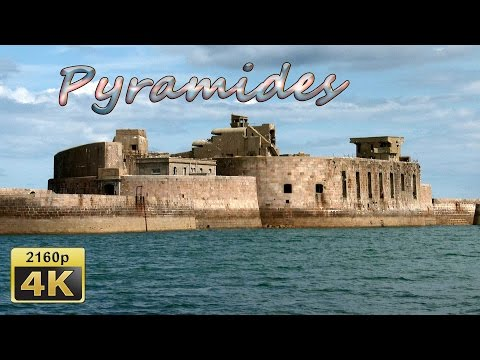 The Pyramids of Cherbourg, Normandy - France 4K Travel Channel