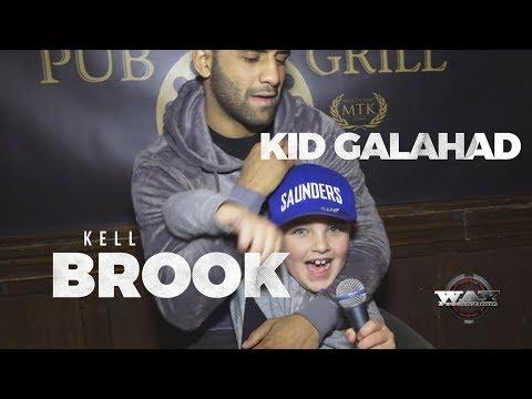Saunders vs Lemieux, Kid Galahad, Kell Brook and Radio Rahim