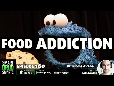Episode 160 - All About Food Addiction