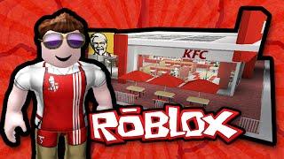 KFC TYCOON - FINGER LICKING CHICKEN | ROBLOX