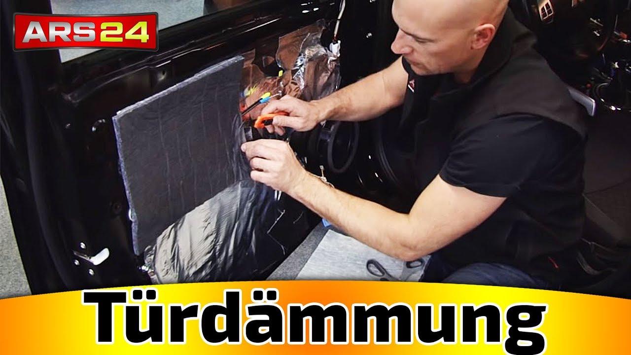 Turdammung Ars24com Car Hifi Einbaututorial